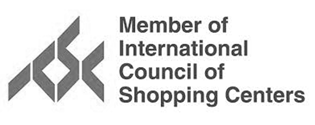 Member of International Council of Shopping Centers